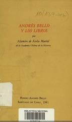 Andres Bello y los Libros