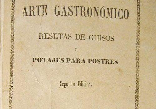 Nº2 / 2018. Próximo Libro: Arte Gastronómico, A Cargo De Ricardo Couyoumdjian
