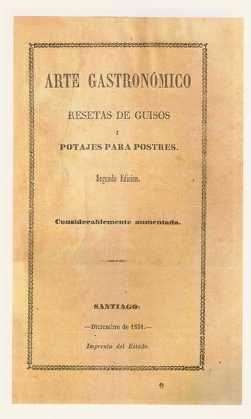 Portada del libro, el cual se imprimió conforme al original.