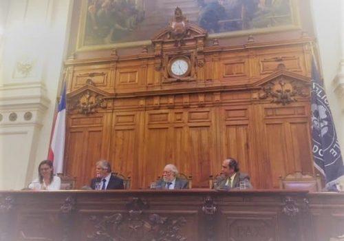 Socios Juan Guillermo Prado Y Hugo Zepeda Presentan Su Libro En El Ex Congreso Nacional