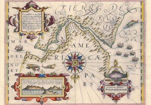 """N°2/2019: Exposición """"Magallanes 500 Años (1520-2020)"""", A Cargo De Juan Ricardo Coujoumdjian, Norma Alcamán Y Franco Brzovic."""