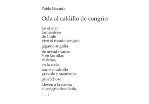 Nº1 / 2019. Almuerzo Nerudiano, A Cargo De Felipe Vicencio Eyzaguirre