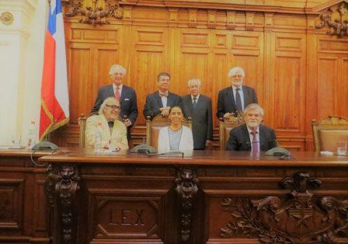 Presentación De Libro «El Senado De La Patria Nueva: 200 Años Del Senado De La República» En El Ex Congreso Nacional