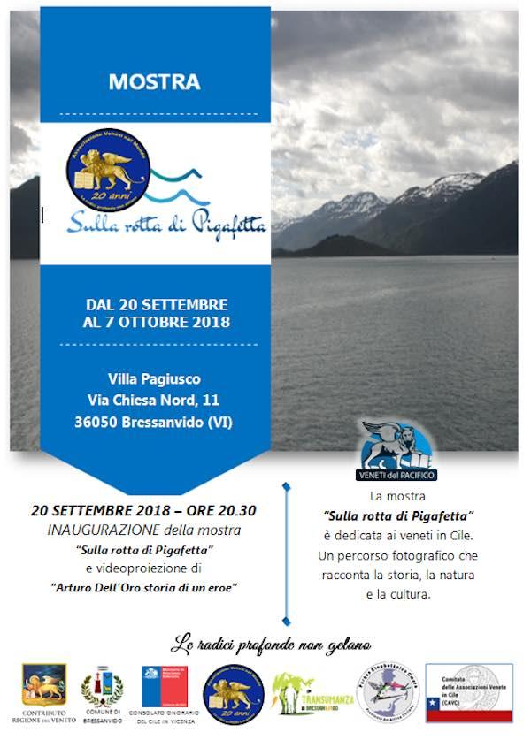 """Inauguración de la exposición """"En la ruta de Pigafetta"""""""