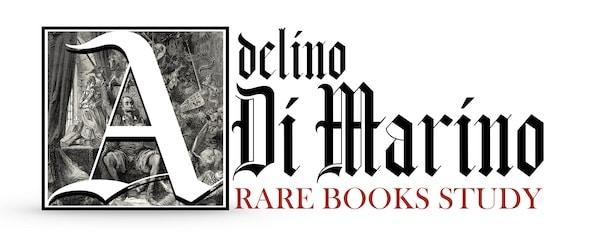Logo Adelino Di Marino Libros Antiguos