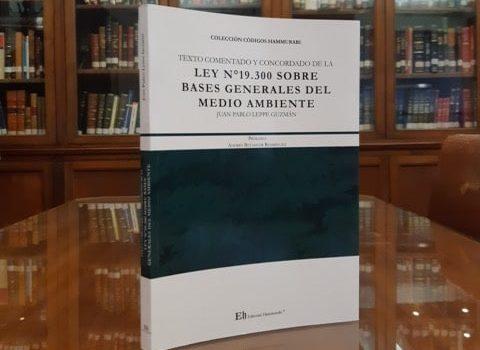 Socio Juan Pablo Leppe Presenta Su Libro En El Colegio De Abogados