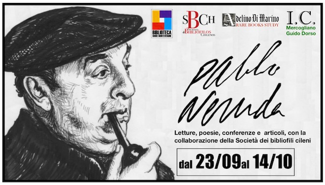 Neruda en Italia