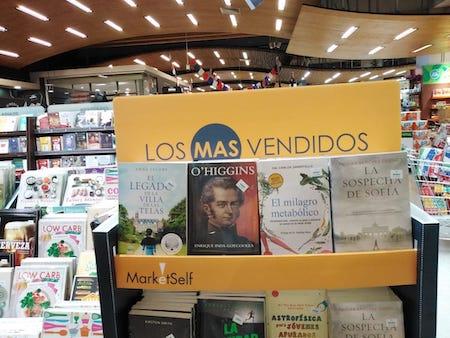 Director Enrique Inda Publica Su Primer Libro: «O'Higgins, Una Novela»