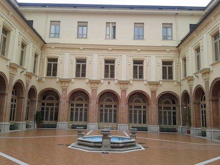 Biblioteca de las Religiosas de Montevergine en Campania