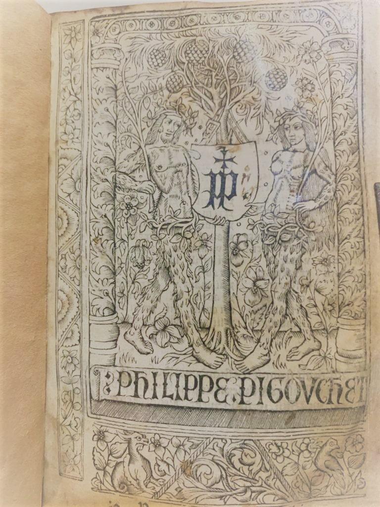 Libros de Hora, de uso en Roma (Horae, use de Roma)