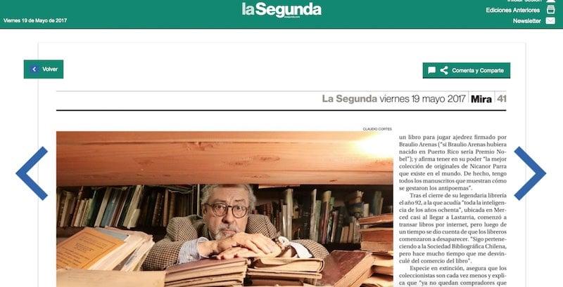 Cesar Soto y Nicanor Parra1