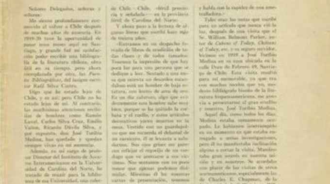 El Bibliofilo Chileno