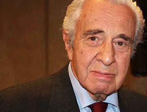 Fallece Nuestro Expresidente El Abogado, Diplomático Y Bibliófilo José Miguel Barros Franco (1924-2020)