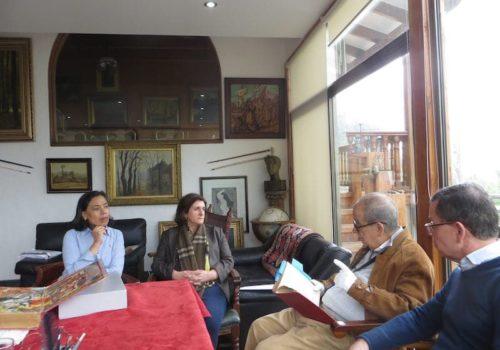 Socio Nurieldín Hermosilla Invita A Conocer Su Colección De Pablo Neruda