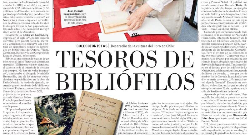 EReunión de tres destacados Bibliófilos3
