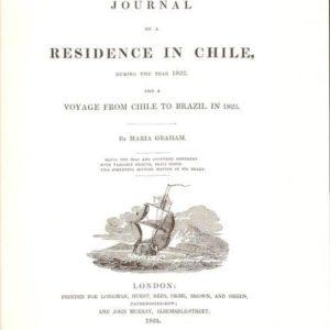 Portada Diario De Una Residencia En Chile