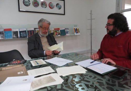 Presidente Juan Ricado Couyoumdjan Y Directora Norma Alcamán Reeditan Libro De Valor Patrimonial