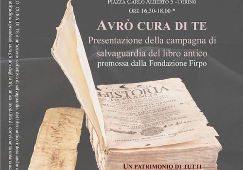 Crowfunding Internacional Para Restaurar Libros Antiguos Y Valiosos En Italia