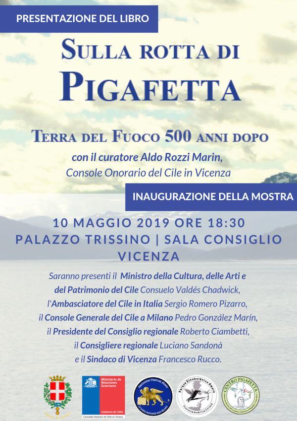 Presentación del libro En la ruta de Pigafetta. Tierra del fuego, 500 años después
