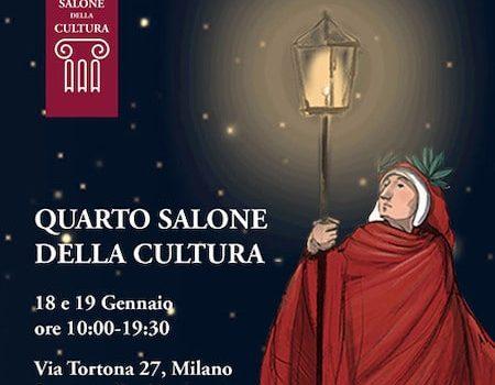 Adelino Di Marino Visita Il IV° Salone Della Cultura (Milano, 2020)