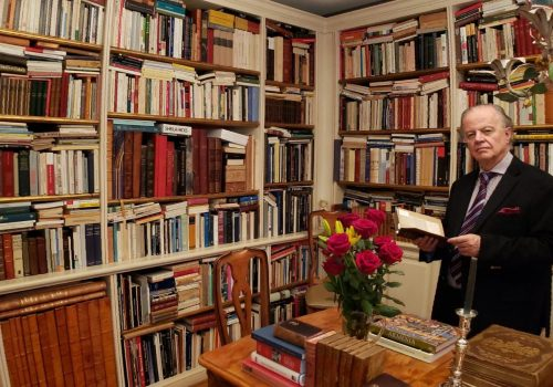 Socio Jaime Antúnez: Mi Libro Más Querido, Una Joya De La Prosa Inglesa