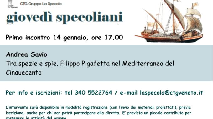 Conferencia Sobre Filippo Pigafetta