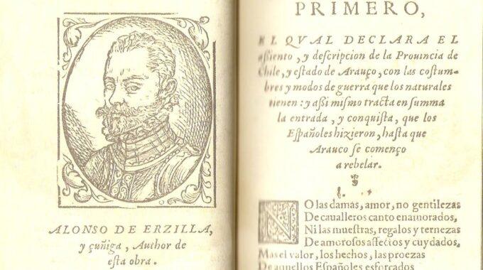 La Araucana 1574
