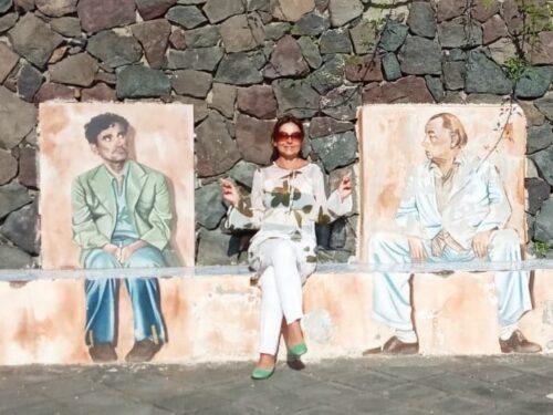 Alessandra Basso, Sulle Tracce Di Neruda A Procida E Salina