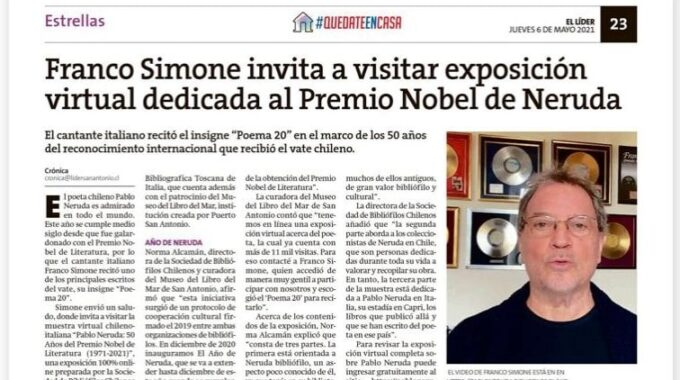 1. Noticia Franco Simone