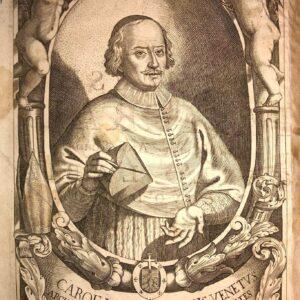 L'autore, Carlo Labia (1624-1701) , nobile veneziano e chierico regolare teatino, fu Arcivescovo di Corfù e poi nel 1682 vescovo di Adria, carica che ricoprì fino alla morte. Alla sua attività pastorale unì quella di dotto scrittore religioso.