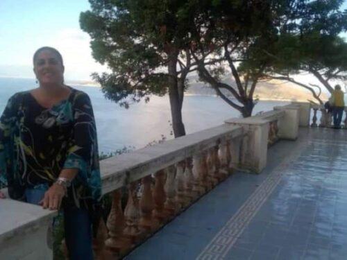 Annalena Cimino: Poemas De Neruda Desde Capri, Italia.