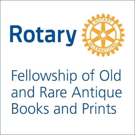 1. Logo Rotary Old Books