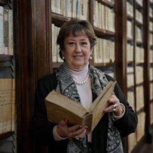 Dottoressa Monica Maria Angeli, Direttrice della Biblioteca
