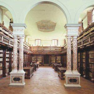 Salla della Biblioteca.