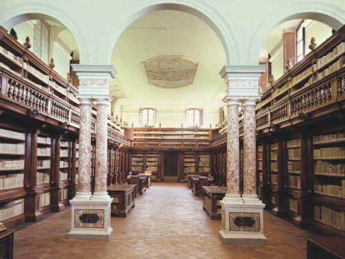 Biblioteca Statale Di Lucca, In Toscana